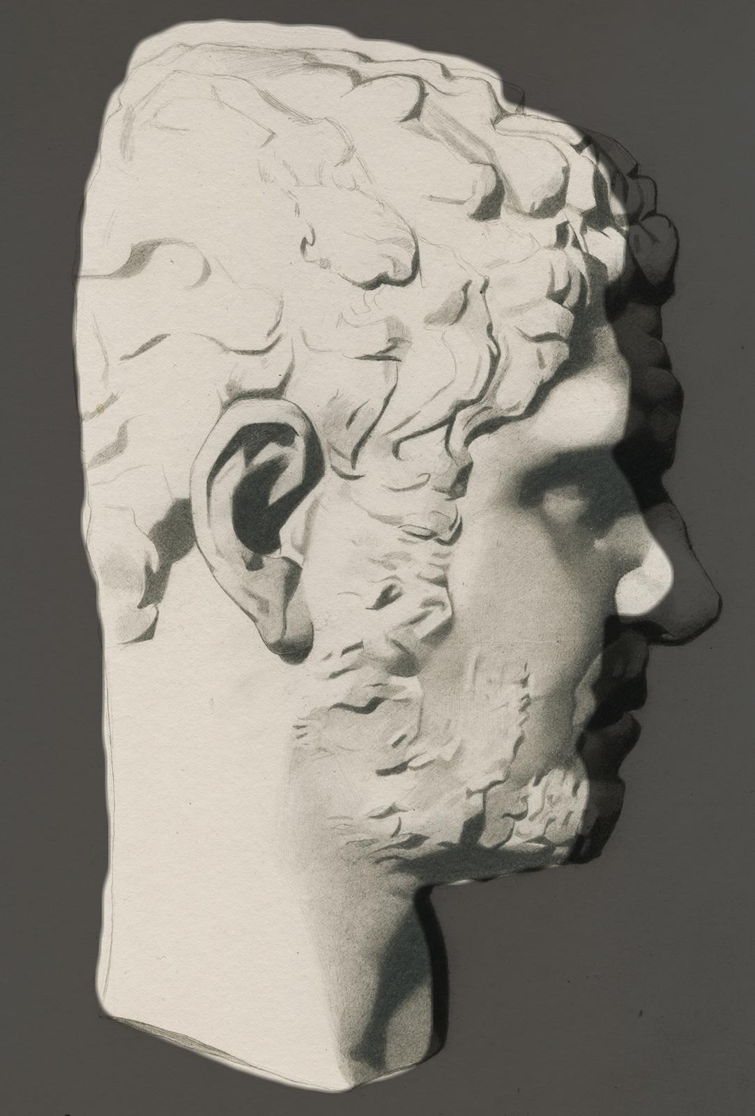 Plate I, 038 - Caracalla - overlay